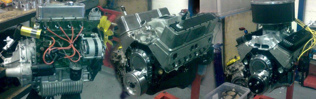 MJA Automotive Engineering Ltd